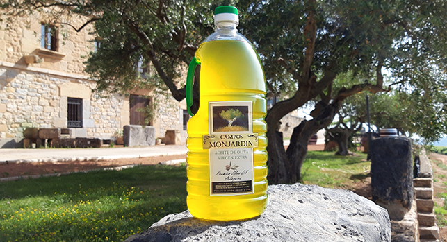 Aceite Virgen Extra 2 Ltr Campos Monjardin