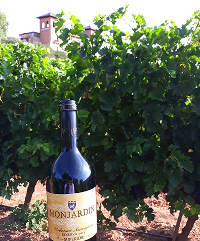 castillo monjardin vineyards