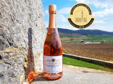 Rosado Brut Nature Big Gold in Bruxelles